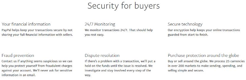venmo vs paypal security
